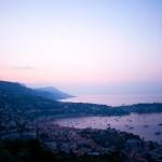 Villefranche avant lever du soleil   by bertram rusch