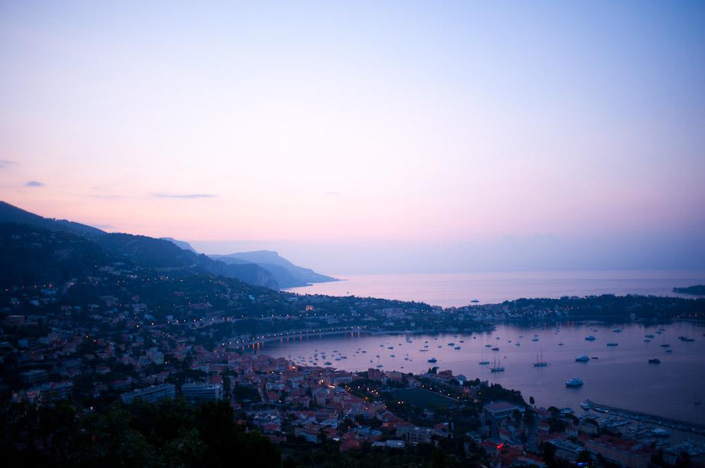 Villefranche avant lever du soleil | by bertram rusch