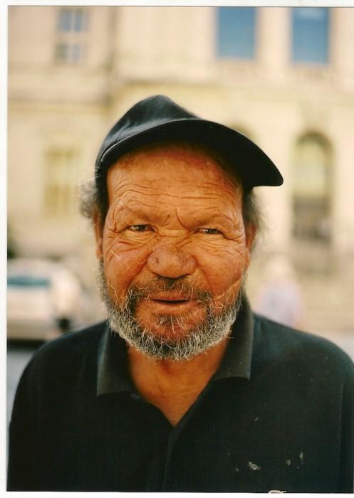 gens de nice | quel homme | by bertram rusch