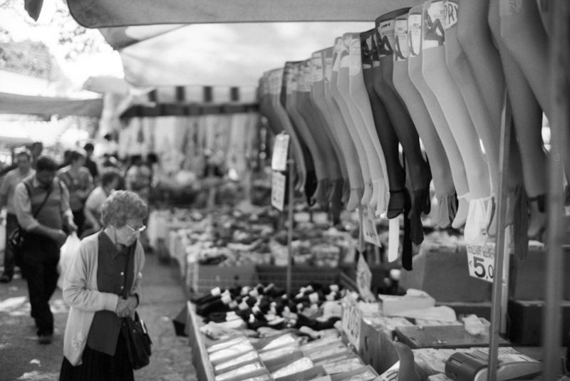 tights in milano   by bertram rusch